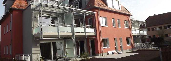 Neubau WG Nürnberg